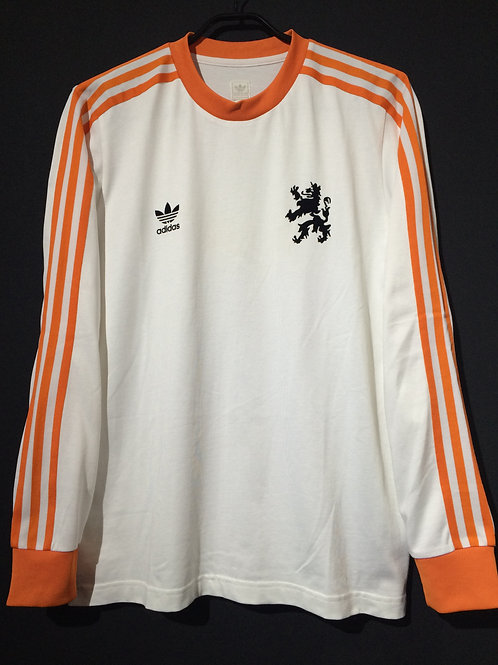 【1978】 / Netherlands / Away / Reproduction