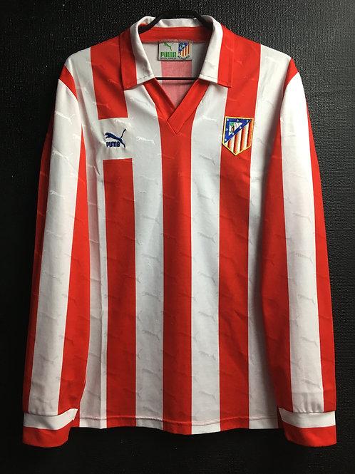 【1987/88】 / Atletico Madrid / Home
