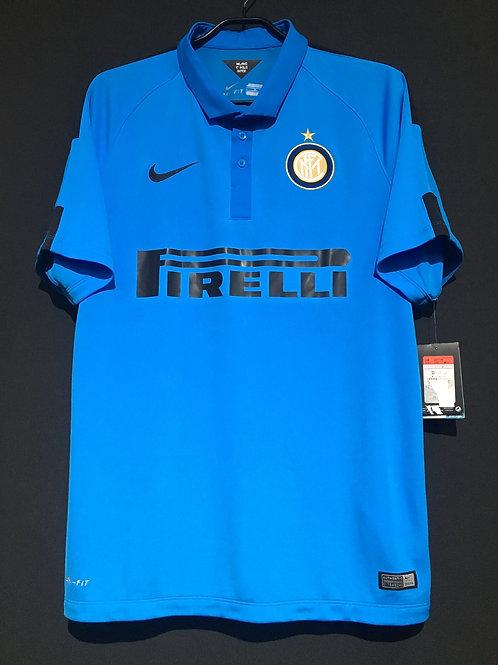 【2014/15】 / Inter Milan / 3rd