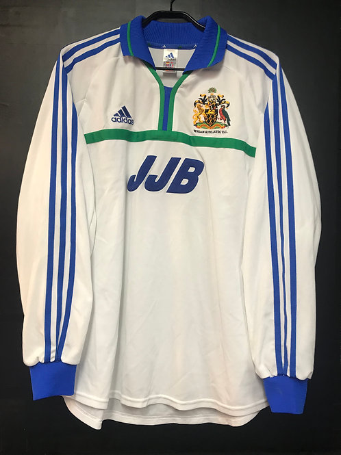【2000/02】 / Wigan Athletic F.C. / Away