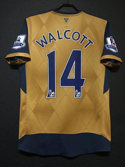【2015/16】 / Arsenal / Away / No.14 WALCOTT