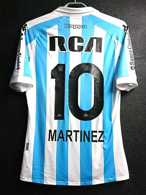 【2018】 / Racing Club de Avellaneda / Home / No.10 MARTINEZ