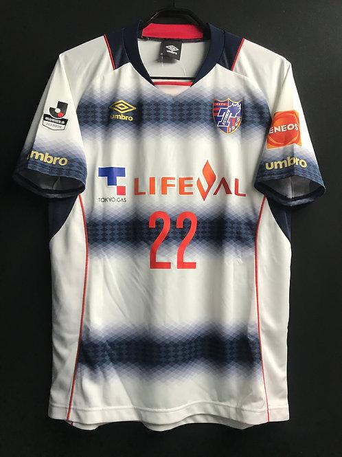 【2015】 / FC Tokyo / Away / No.22 HANYU