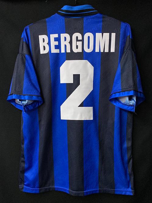 【1995/96】 / Inter Milan / Home / No.2 BERGOMI
