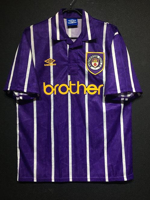 【1992/94】/ Manchester City / Away