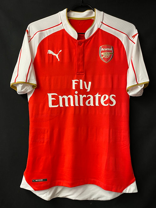 【2015/16】 / Arsenal / Home / Authentic