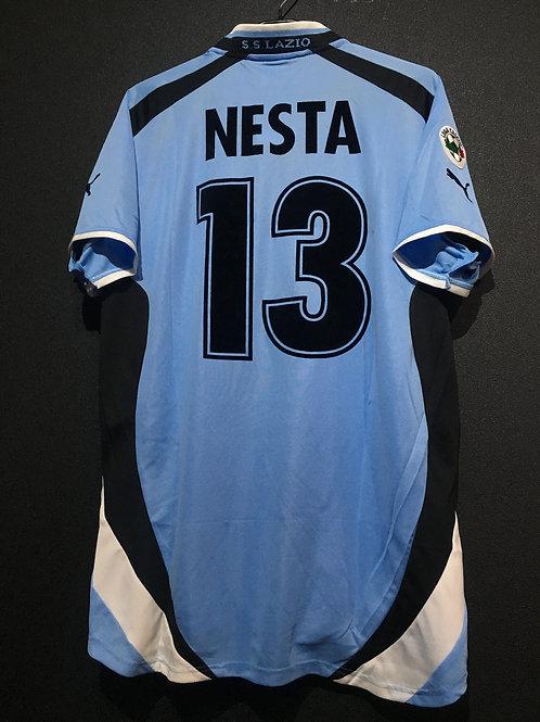 【2001】 / S.S. Lazio / Home / No.13 NESTA