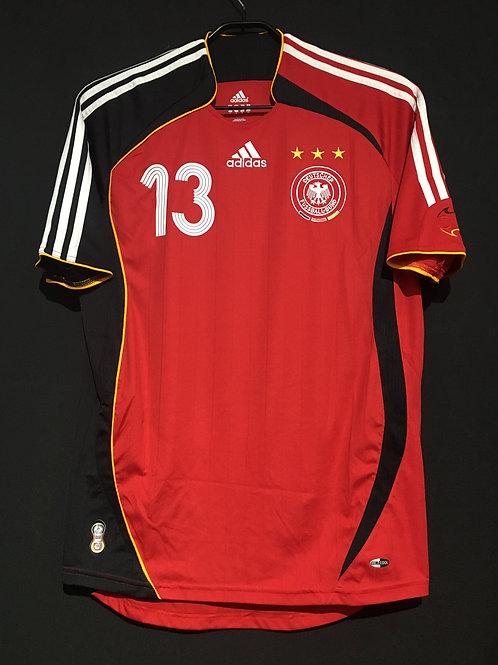 【2006/07】 / Germany / Away / No.13 BALLACK