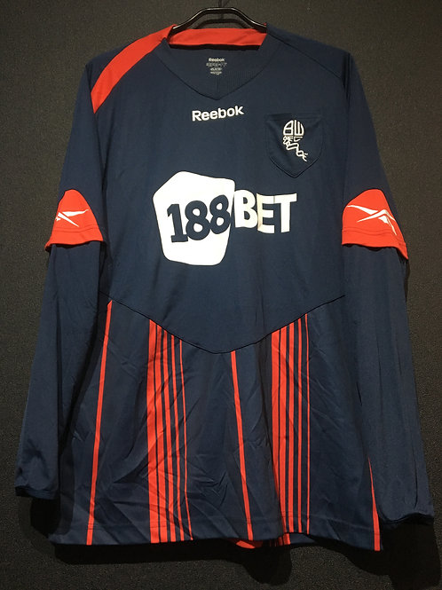 【2009/10】 / Bolton Wandrers / Away
