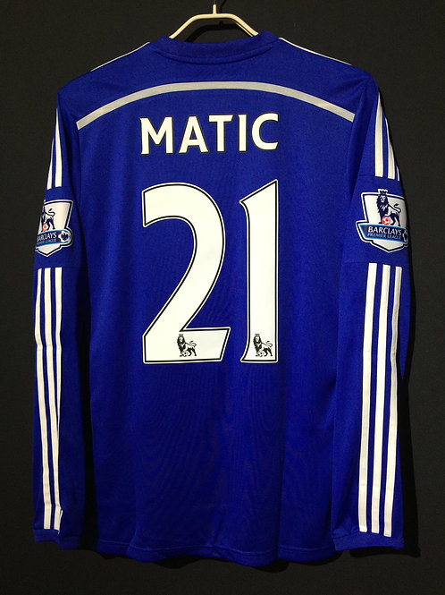 【2014/15】 / Chelsea / Home / No.21 MATIC