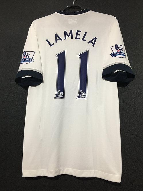 【2015/16】 / Tottenham Hotspur / Home / No.11 LAMELA