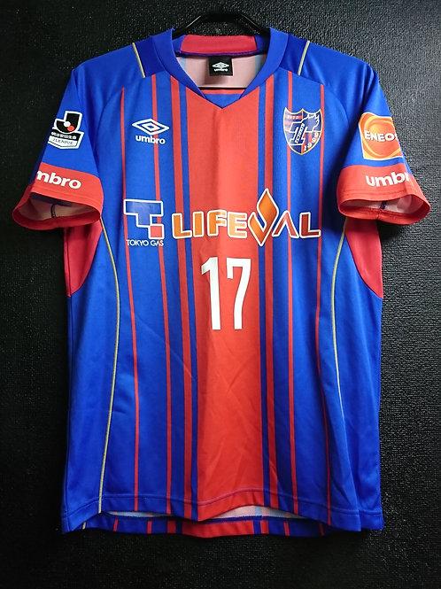 【2015】 / FC Tokyo / Home / No.17 KAWANO