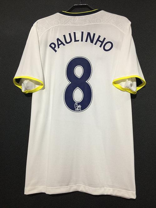【2014/15】 / Tottenham Hotspur / Home / No.8 PAULINHO