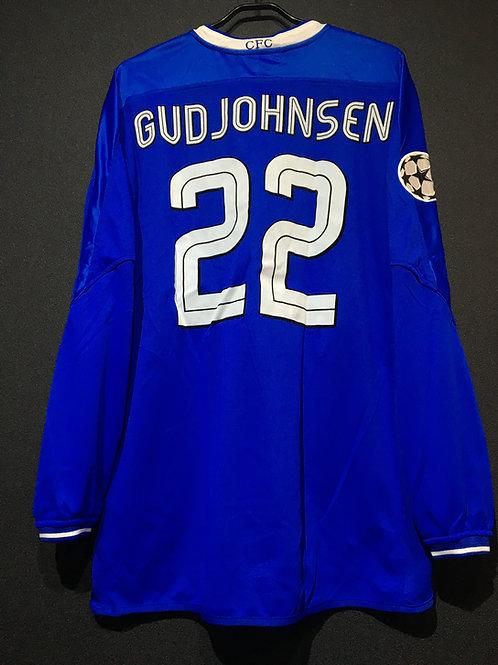 【2003/05】 / Chelsea / Home / No.22 GUDJOHMSEN / UCL