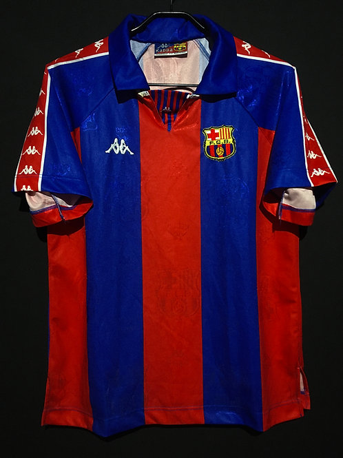 【1992/94】 / FC Barcelona / Cup(Home)