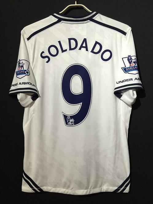 【2013/14】 / Tottenham Hotspur / Home / No.9 SOLDADO