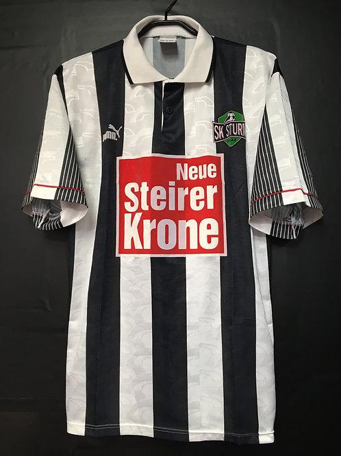 【1995/96】 / SK Sturm Graz / Home