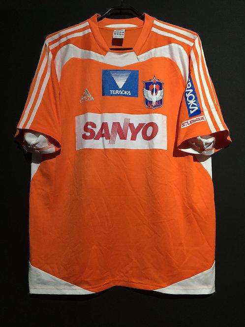 【2005】 / Albirex Niigata Singapore FC / Home / No.12