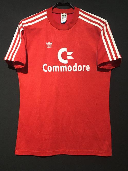 【1986/88】 / FC Bayern Munich / Home