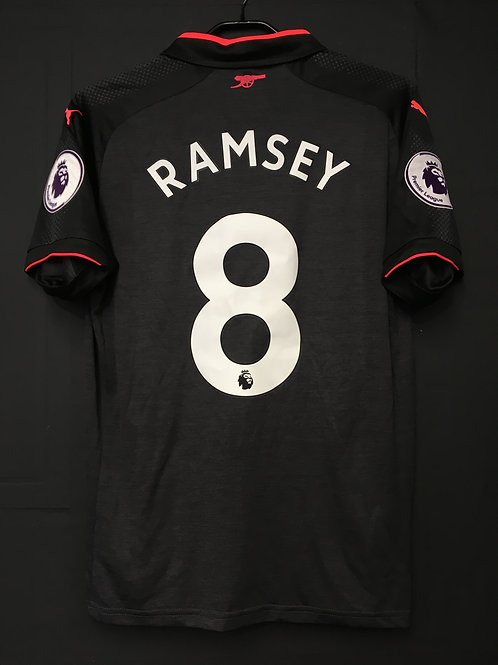 【2017/18】 / Arsenal / 3rd / No.8 RAMSEY