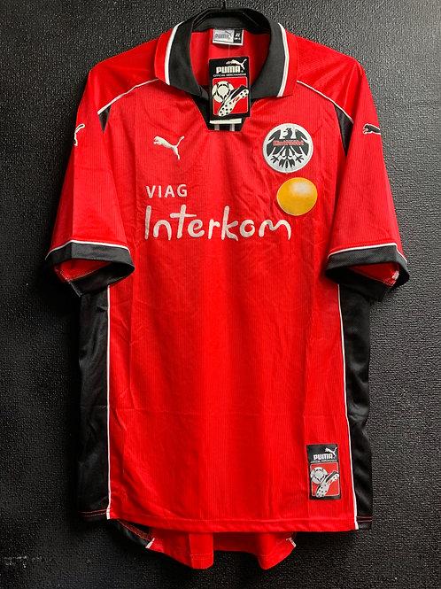 【1998/99】 / Eintracht Frankfurt / Home