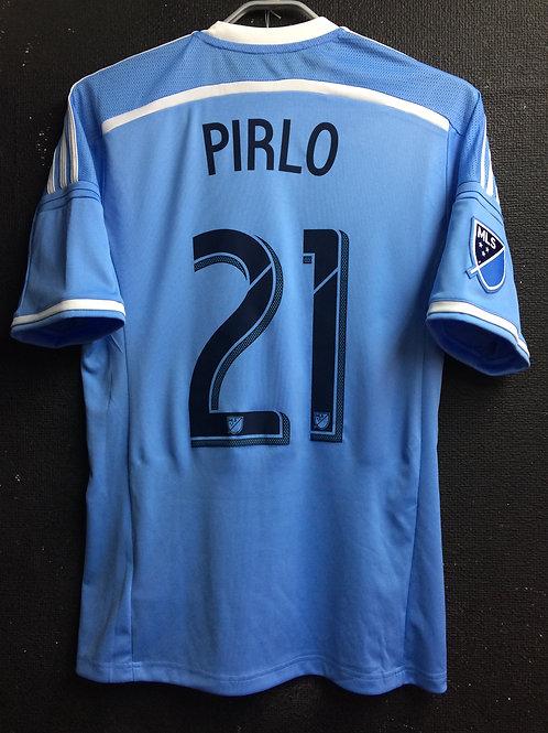 【2015】 / New York City FC / Home / No.21 PIRLO