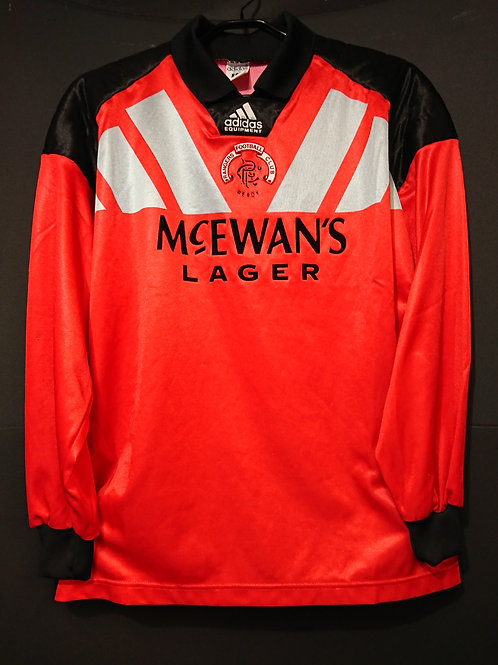 【1992/94】 / Rangers F.C. / GK(Home)