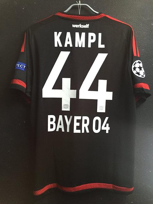【2015/16】 / Bayer Leverkusen / Home / No.44 KAMPL / UCL
