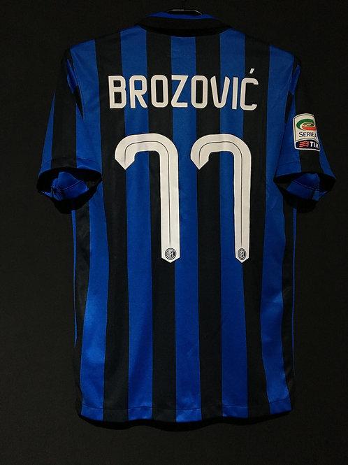 【2015/16】 / Inter Milan / Home / No.77 BROZOVIC