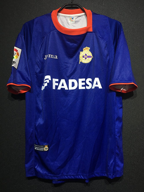 【2004/05】 / Deportivo de La Coruña / Away