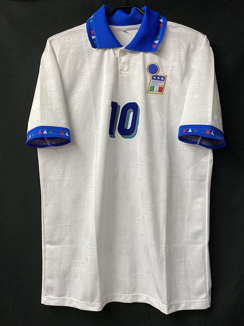 【1994】 / Italy / Away / No.10 R.BAGGIO / Reproduction / Phase2B