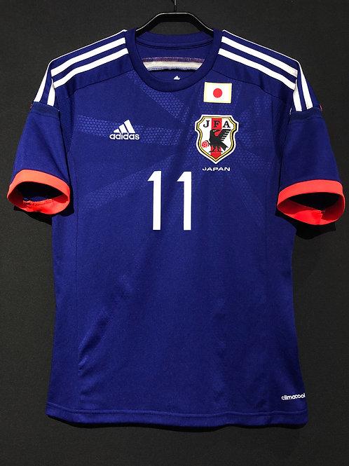 【2014/15】 / Japan / Home / No.11 KAKITANI