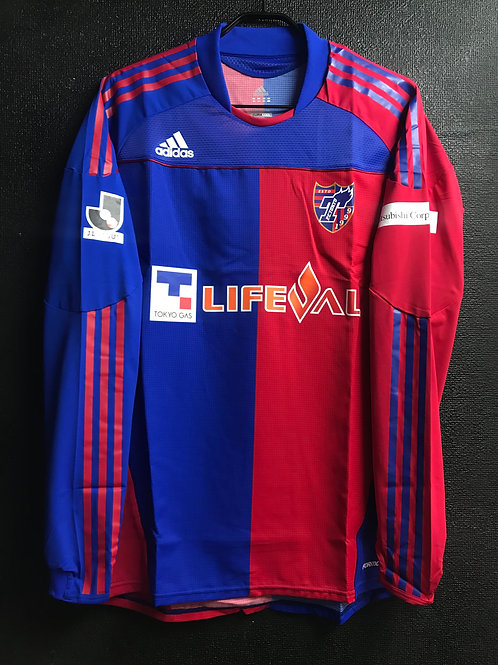 【2010/11】 / FC Tokyo / Home / Authentic