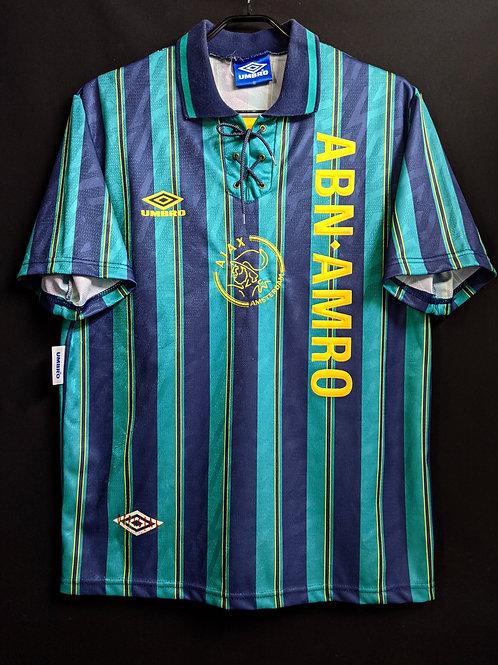【1993/94】 / Ajax / Away / No.4