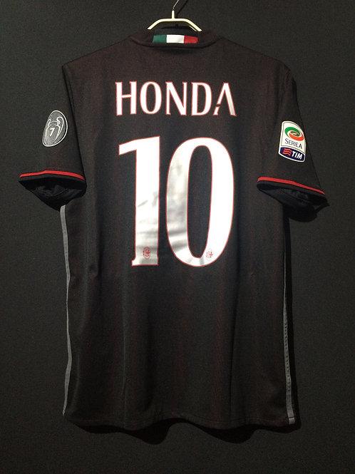 【2016/17】 / A.C. Milan / Home / No.10 HONDA