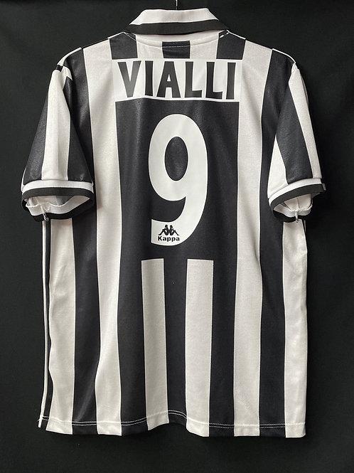 【1995/96】 / Juventus / Home / No.9 VIALLI