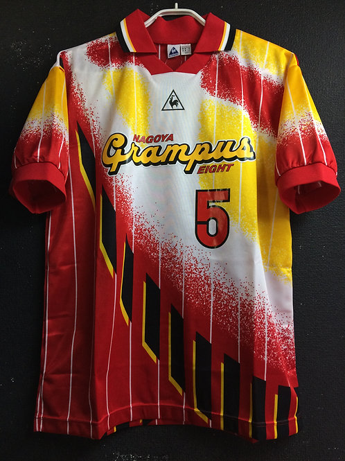 【1995/96】 / Nagoya Grampus / Cup(Home) / No.5