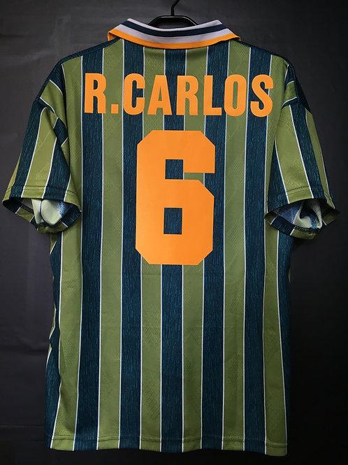 【1995/96】 / Inter Milan / 3rd / No.6 R.CARLOS