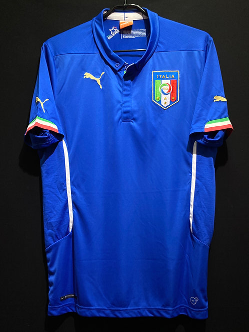 【2014/15】 / Italy / Home