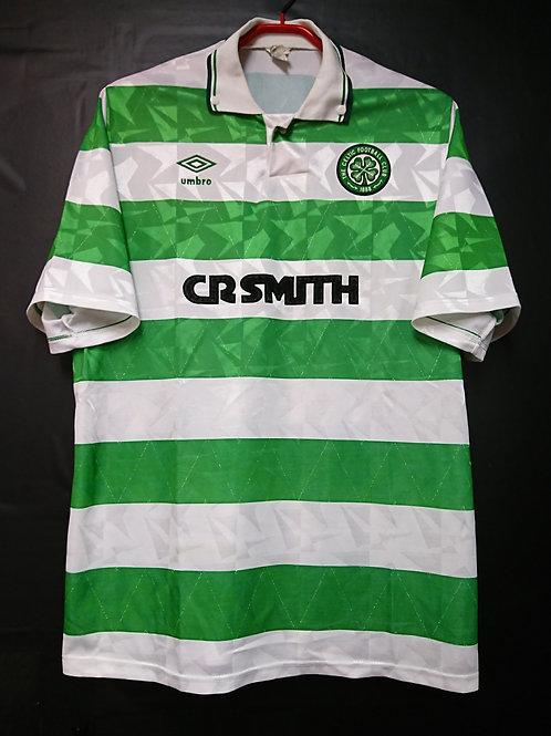 【1989/91】 / Celtic F.C. / Home