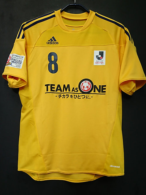 【2013】 / Special Match / Team As One / No.8 MATSUI