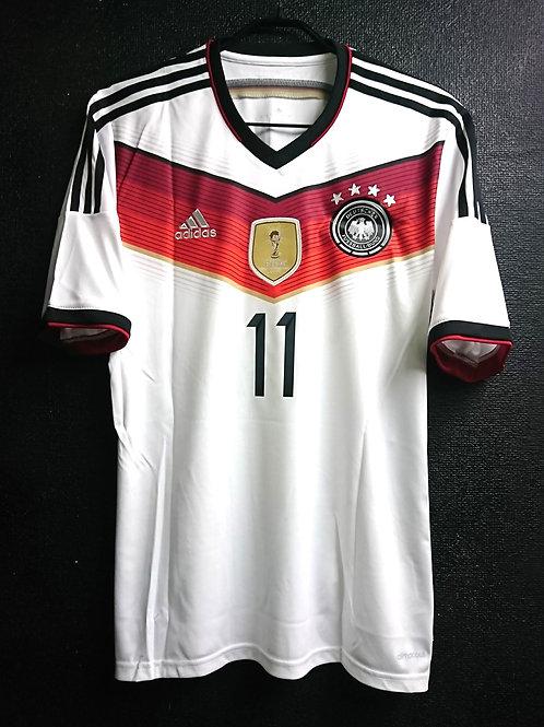 【2015】 / Germany / Home / No.11 REUS
