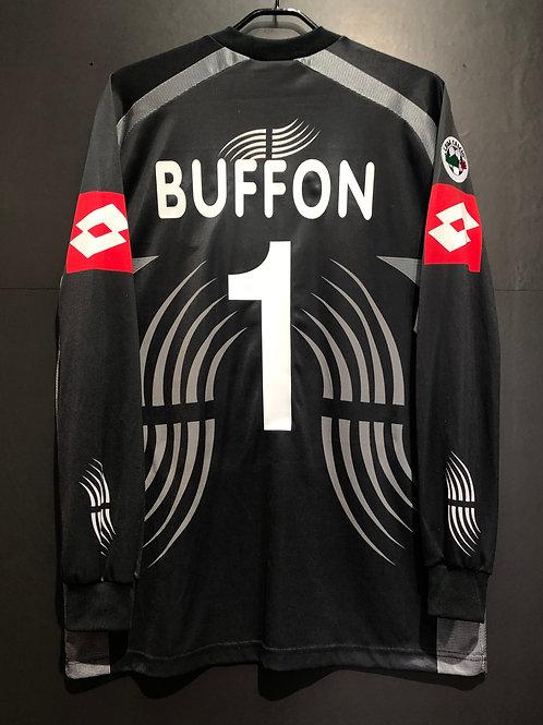 【2001/02】 / Juventus / GK / No.1 BUFFON