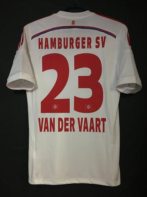 【2014/15】 / Hamburger SV / Home / No.23 VAN DER VAART