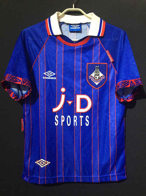 【1993/95】 / Oldham Athletic A.F.C. / Home