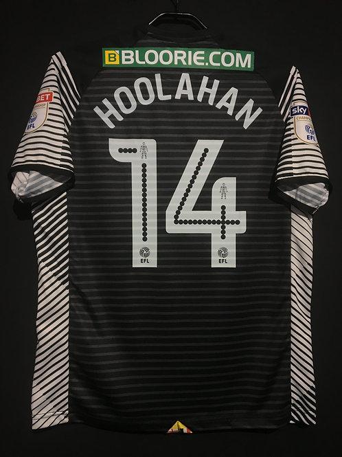 【2017/18】 / Norwich City F.C. / Away / No.14 HOOLAHAN