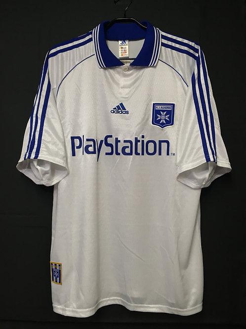 【1999/2000】 / AJ Auxerre / Home