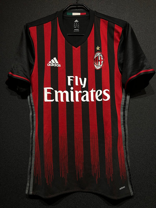 【2016/17】 / A.C. Milan / Home / Authentic