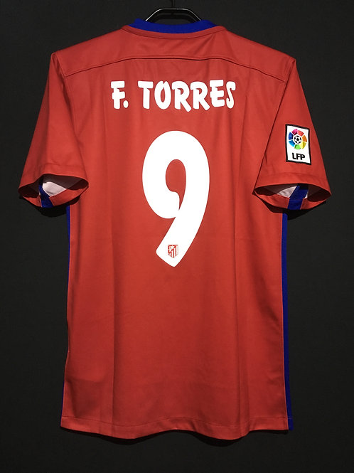 【2015/16】 / Atletico Madrid / Home / No.9 F.TORRES
