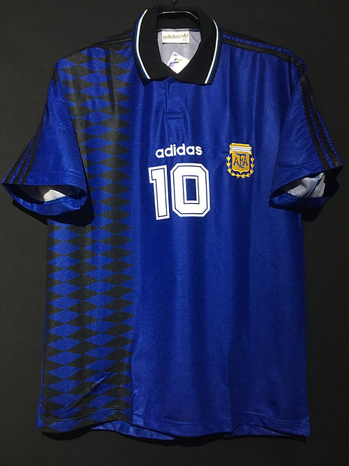 【1994】 / Argentina / Away / No.10 MARADONA